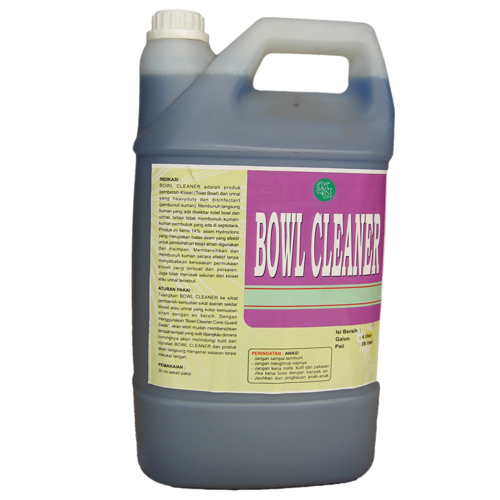 Bowl Clean (Toilet Bowl Cleaner)